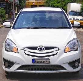 Hyundai Verna 2010-2011 Transform SX VGT CRDi, 2011, Diesel