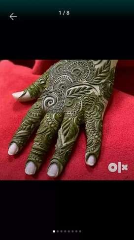 Mehndi and makeup professional artist at reasonable price