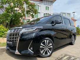 Alphard 2.5 G ATPM 2018 Faceift Black Km19rb Ori Heater Seat #AUTOHIGH