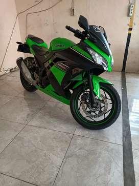 ninja 250 cc cash/kredit