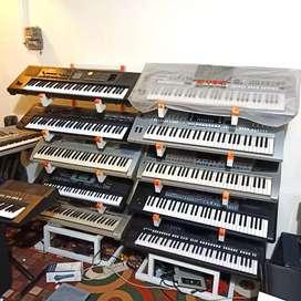 Dijual Keyboard Yamaha dan Korg