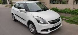 Swift dizare white colour  2016model