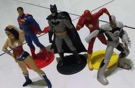 Mainan dc comic batman superman