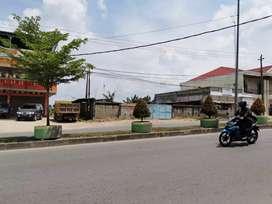 Tanah Dijual Luas 2.919m2 di Jalan As Utama Kota Jambi, Jl. Pattimura