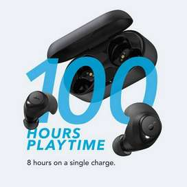Anker Soundcore Life Dot 2 earbuds 100 hours battery tws airpods