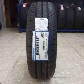 Ban Toyo Tires murah size 185 70 R14 NEO 3 Avanza Xenia ..,