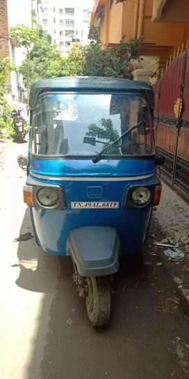 2010 Private Bajaj diesel auto for sale for Rs. 55000 only.