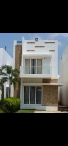 New Villa @Ponnamallie road for just Rs 27 lacs