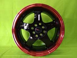 promo velg new ring 16 Dp 10% loud lebar 8-9 buat jazz brio avanza