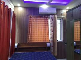 Fully furnished flat available in chinerperk C c 2 near noapara