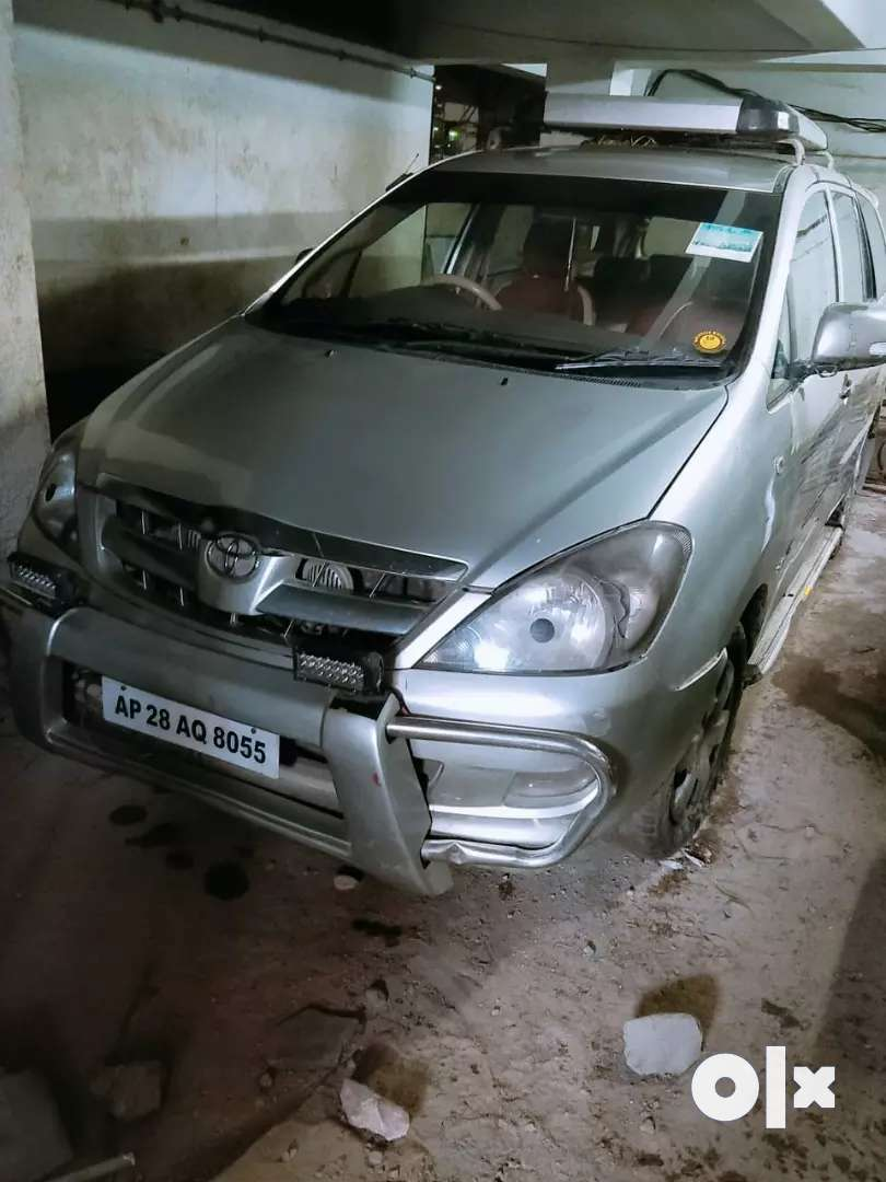 Toyota innova 2007 in showroom condition 0