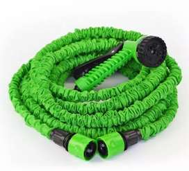 Magic Hose Expandable Water Pipe - 100ft - Green