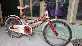 Sepeda Melano Bekas.