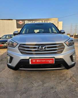 Hyundai Creta 1.6 CRDi AT SX Plus, 2017, Diesel