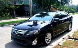 Toyota Camry Hybrid 2012 low km pajak 2020