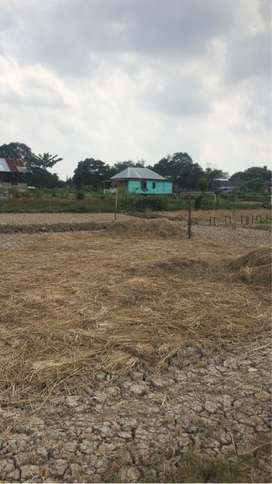 Tanah kaplingan siap Bangun