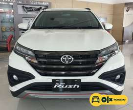 [Mobil Baru] TOYOTA ALL NEW RUSH 1.5 MT/AT TRD 2019 BEST PRICE!!