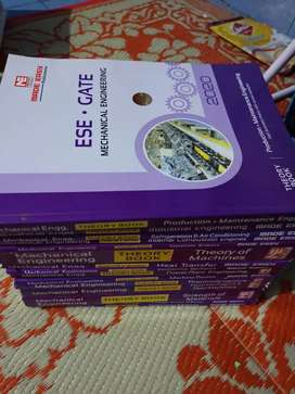 Made easy mechanical ese and gate theory book 2020