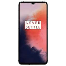 OnePlus 7T (Frosted Silver, 8GB RAM, Fluid AMOLED Display, 128GB Stora
