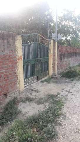 Plot new by pass puranpur road pilibhit