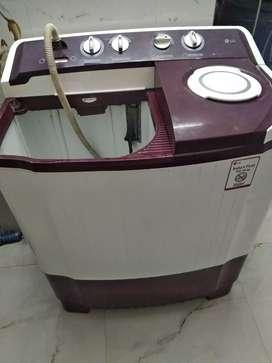 LG washing machine 6.2 kg very good condition