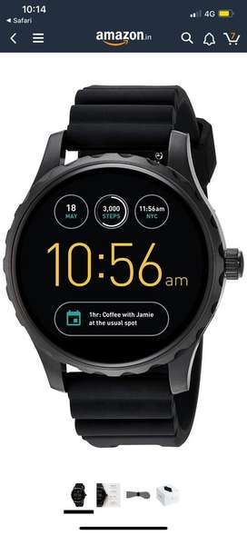 Fossil Q Marshal smartwatch