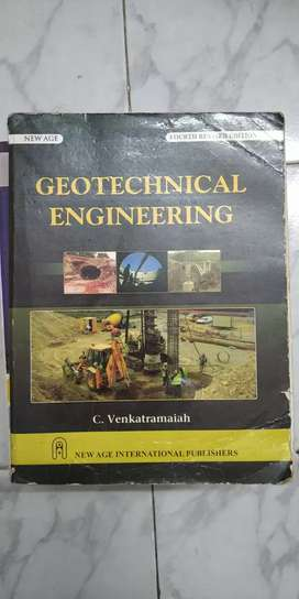 Geotechnical Engineering Textbook