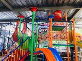 Fn 02 playground air waterboom Mainan meja pasir kinetik