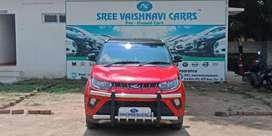 Mahindra Kuv 100 G80 K8, 2018, Petrol