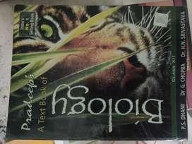 Pradeep's textbook of biology