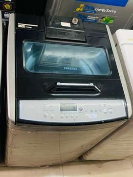 Only black washing machine ₹ 6499 pay with 5 yrs warranty