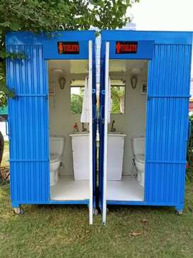 WASH ROOM ON RENT/POTABLE WASH ROOM ON RENT/WASH ROOM AVALIBLE ON RENT