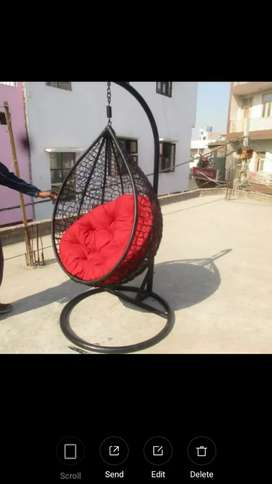 Swing chair free delivery ke sath