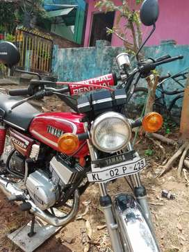 Rx 135 for sale stok contition