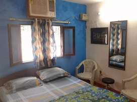 Well Furnished Room with attached Kitchen and Bathroom.