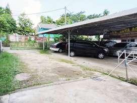 Dijual Tanah Bonus Rumah Jln Balap Sepeda Kampus TVRI Palembang
