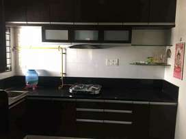 Hi tenant we have 1 bhk fully furnished flat