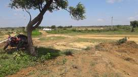 Residential Plots with HMDA Approved at Rameshwarambanda