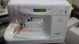 Juki sewing machine 40 salai karta Hai or peco over lock