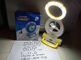lampu emergency plus senter dan kipas C.O.D se-indonesia