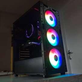 PC GAMING EDITING SIAP PAKAI I5 3470 RAM 8GB VGA GTX 750TI DDR5