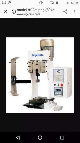 (₹100000) Crimping machine and 3 applicator