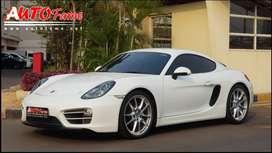 Porsche Cayman 2.7 Sport Chrono 2013 KM 12.000 GRESS LIKE NEW !!