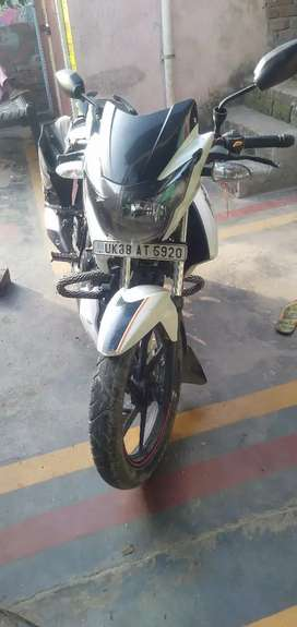 New condition bike