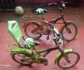 BSA kids  cycle (2 nos )