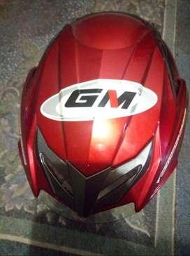 helm GM 2visor masih mulus