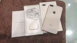 IPHONE 8PLUS 256GB PTA APPROVED