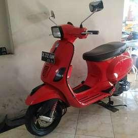 Vespa S 2013 cash Kredit Bali Dharma motor