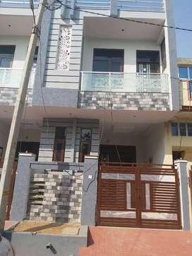75sqyd 3bhk full duplex villa JDA approved At kalwar road jaipur