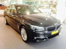 Single owned doctor driven sparingly used BMW 3GT luxury  line jatoba